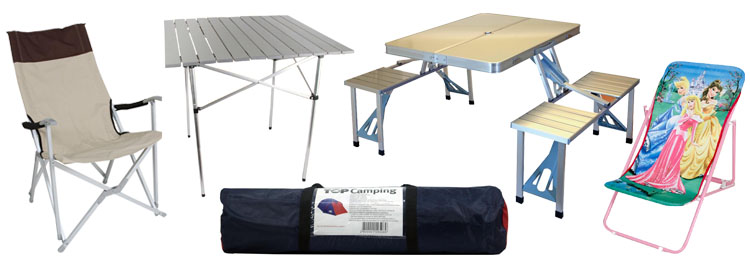 muebles Coto camping