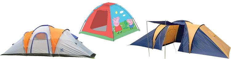 Camping Coto carpas