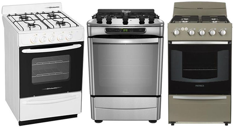 Coto cocinas el ctricas a gas con horno y al mejor precio - Cocinas smeg precios ...