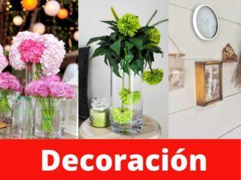 Artículos para decoración en COTO