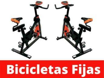 Bicicletas fijas en Coto
