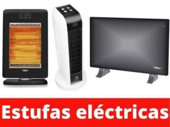 COTO Estufas Eléctricas en Oferta