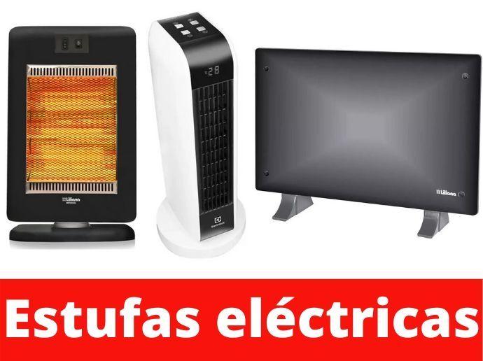 COTO Digital Estufas eléctricas en Oferta