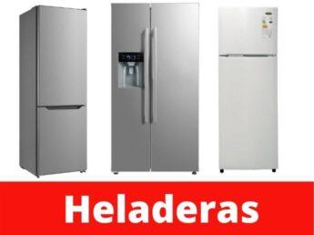 Coto Heladeras en Oferta