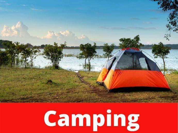 Oferta de artículos de Camping en COTO Digital
