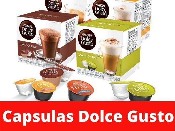 Oferta de capsulas Dolce Gusto en COTO Digital