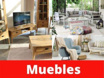 Ofertas de muebles en COTO