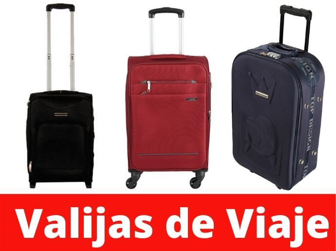Ofertas de Valijas de viaje en COTO Digital