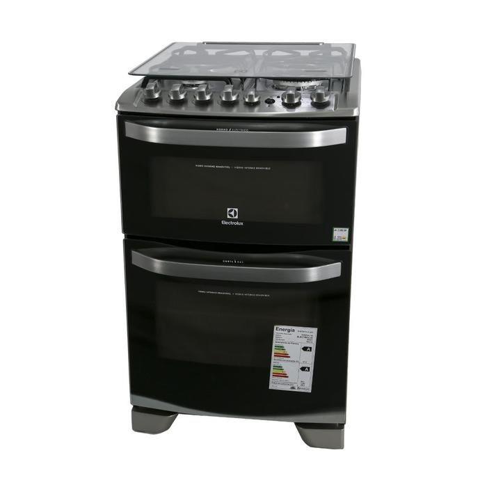 Cocina COTO Electrolux 4 Hornallas Acero Inoxidable 56dax