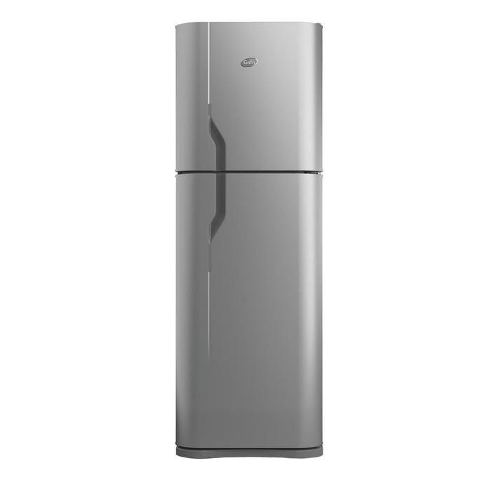 Heladera COTO Con Freezer Gafa 375 L Hgf387afp Gris Plata Heladeras Con Freezer