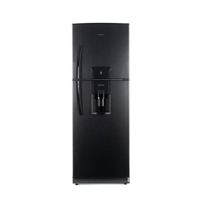 Heladera COTO Con Freezer Patrick  Hpk151m11n Negro Heladeras Con Freezer