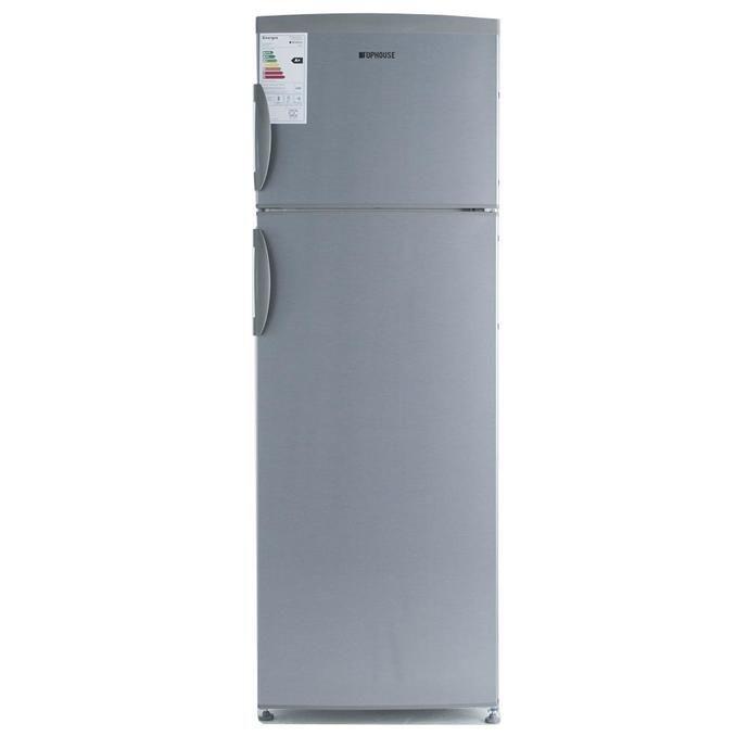 Heladera COTO Con Freezer Top House 318 L B665  Inoxidable Heladeras Con Freezer