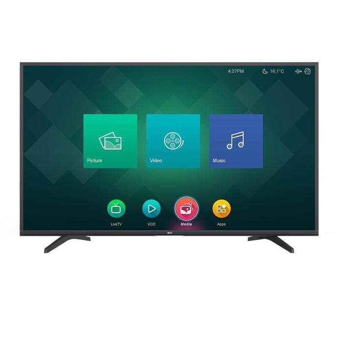 Smart Tv Led COTO BGH 43