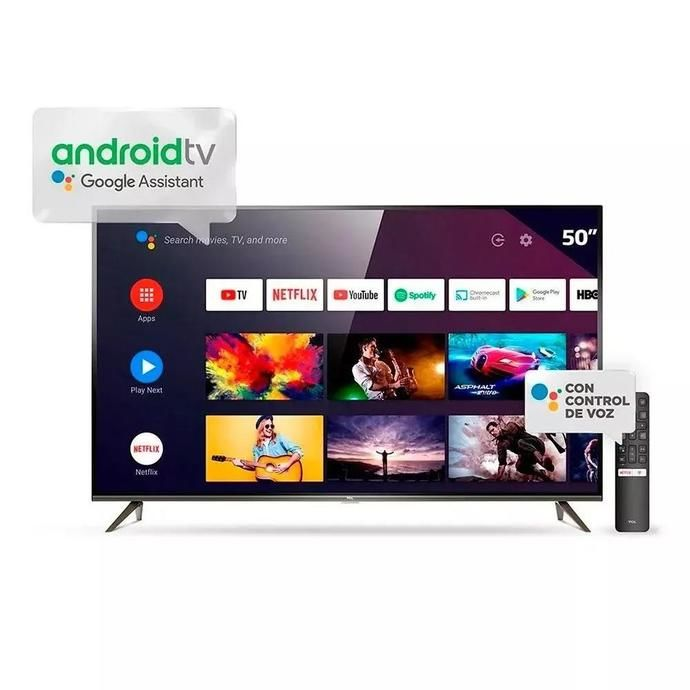 Smart Tv Led COTO TCL 50