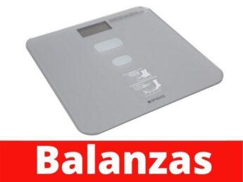 Balanzas digitales y eléctronicas, basculas para baño y cocina al mejor precio