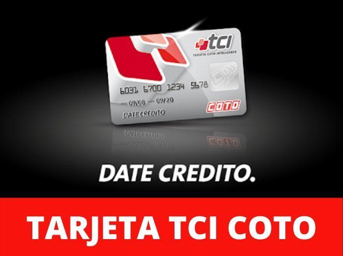 Sacar solicitar la tarjeta TCI COTO inteligente