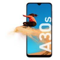 Celular Libre SAMSUNG GALAXY 4G LTE 6.4″ A30s Negro