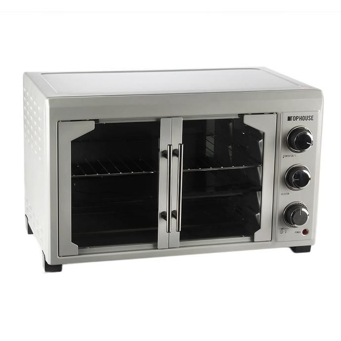 Horno Eléctrico COTO TOP HOUSE 42 L Rench Door