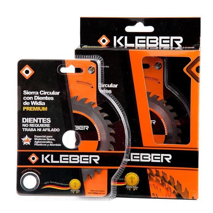 Kleber Sierra Circula 113 Mm. X  40