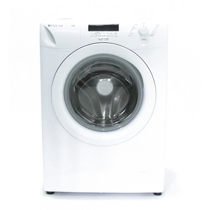 Lavarropas Automático COTO Drean Carga Frontal 7 Kg Next Eco 7.10 Blanco