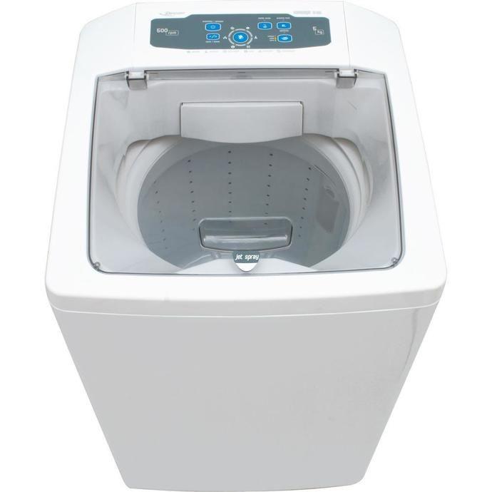 Lavarropas Automático COTO Drean Carga Superior 5 Kg Concept 5.05 Blanco