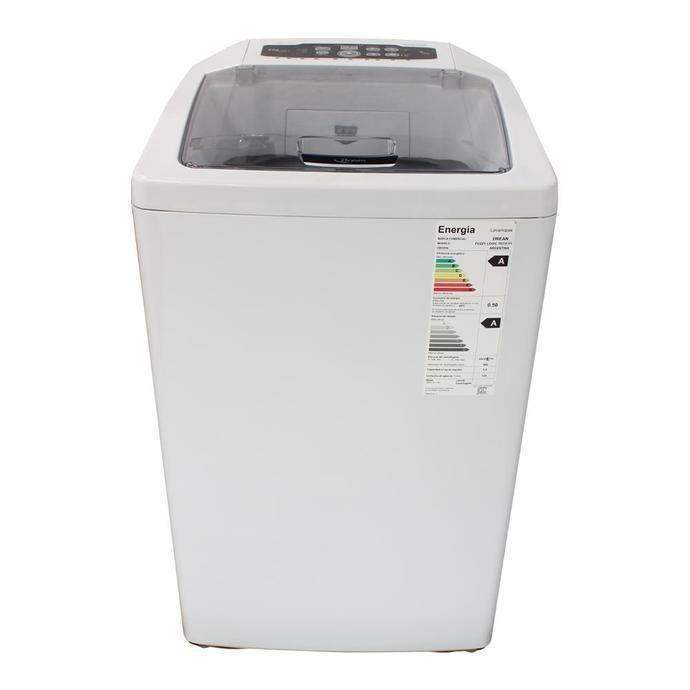 Lavarropas Automático COTO Drean Carga Superior 5 Kg Fuzzy Logic Blanco