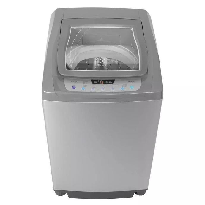 Lavarropas Automático COTO Electrolux Carga Superior 6.5 Kg Fuzzywash Silver