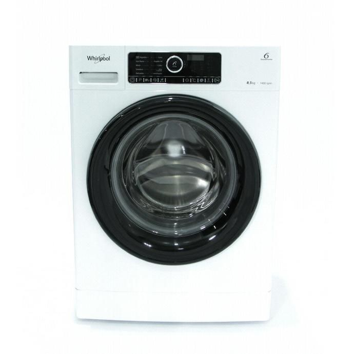 Lavarropas Automático COTO Whirlpool Carga Frontal 8.5 Kg Wlcf85b Blanco