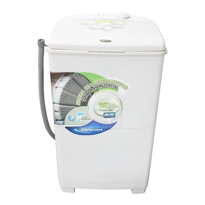Lavarropas Semiautomático COTO Drean Carga Superior 5.5 Kg Family 066 S Blanco