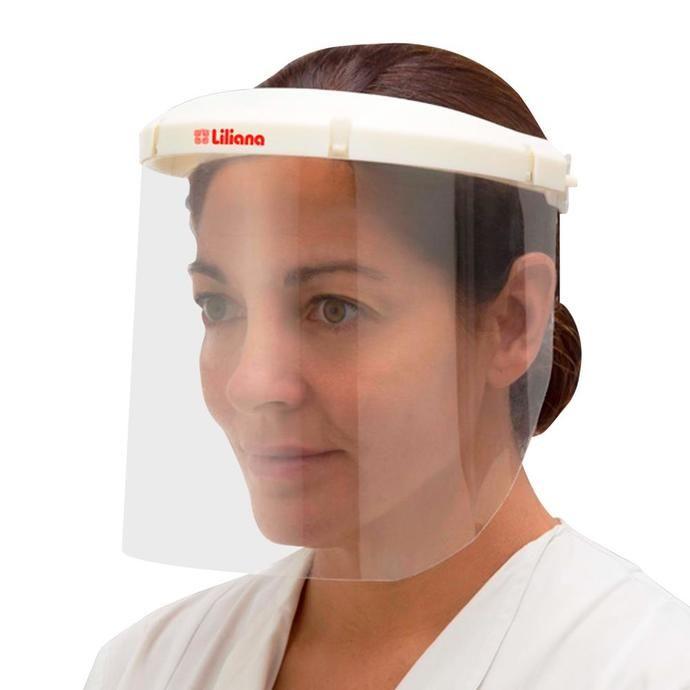 Mascaras De Protección Liliana X 1 Unidad