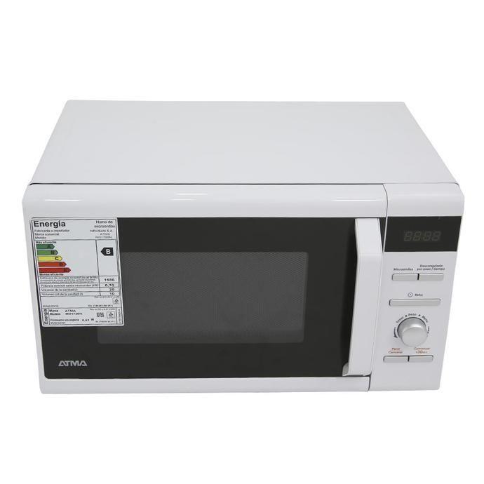 Microondas COTO Atma 20 L Blanco MD1720N