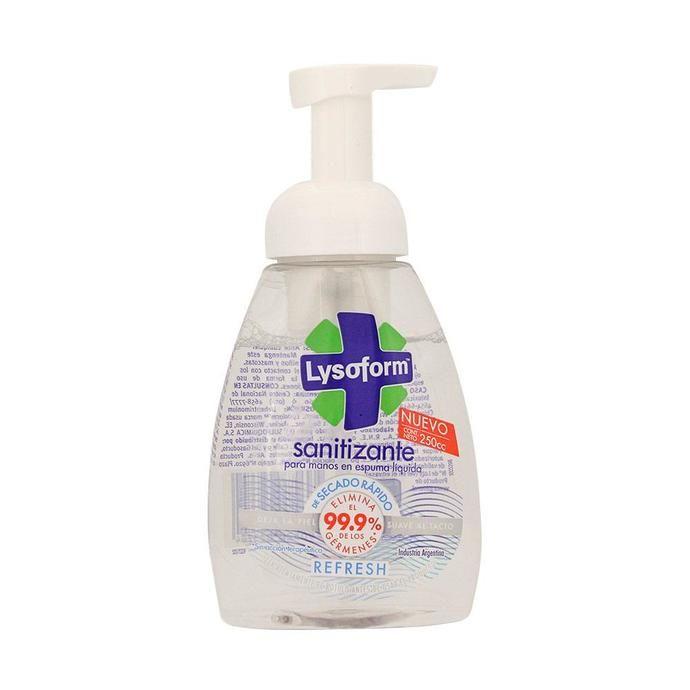 Sanitizante Refresh Lysoform Bom 250 Cmq