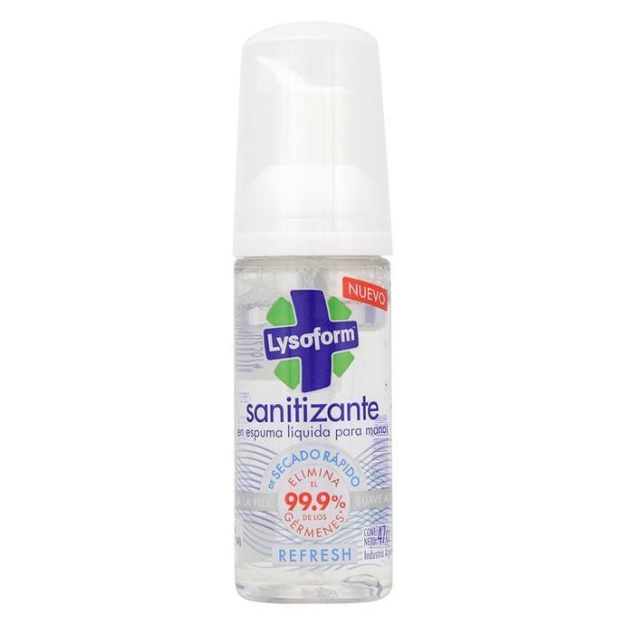 Sanitizante Refresh Lysoform Bom 47 Ml