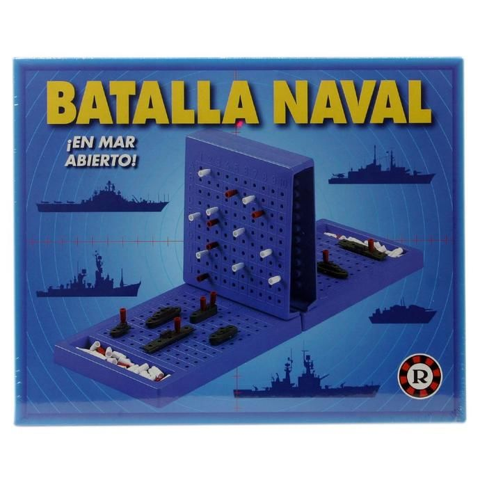 Batalla. Naval en COTO