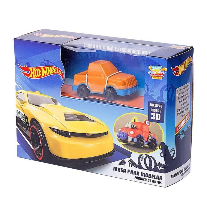 Chikimasa Camioneta Hot Wheels en COTO