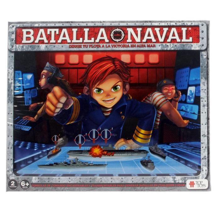 Juego Batalla Naval en COTO