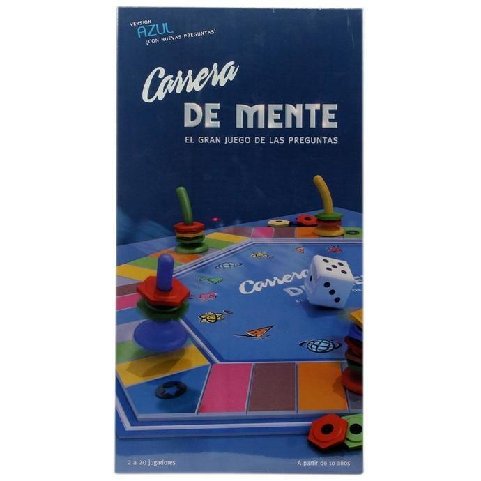 Juego Carrera De Mente Ed. Azul en COTO