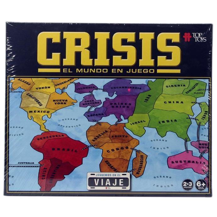 Juego Crisis De Viaje en COTO
