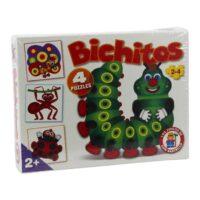 Juego De Mesa Bichitos