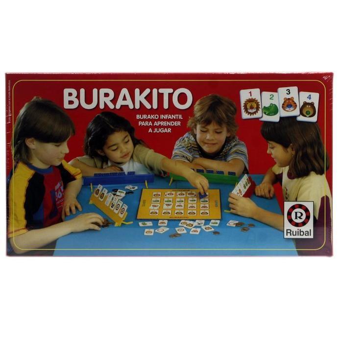 Juego De Mesa Burakito en COTO