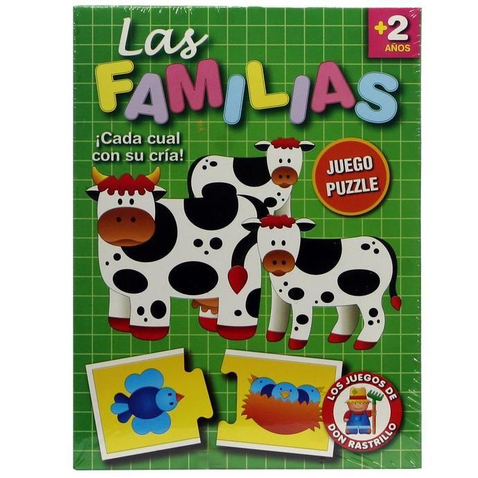 Juego De Mesa Las Familias en COTO