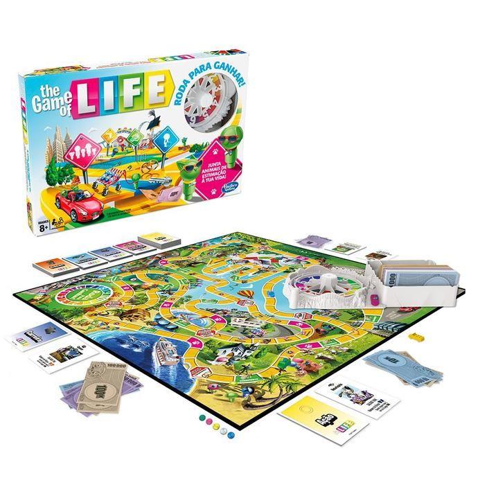 Juego De Mesa Life-El Juego De La Vida en COTO