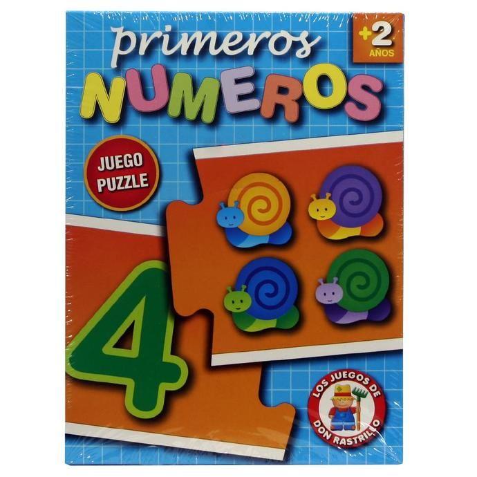 Juego De Mesa Primeros Numeros en COTO