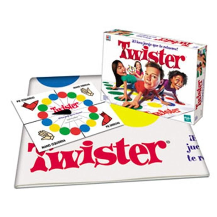 Juego De Mesa Twister en COTO