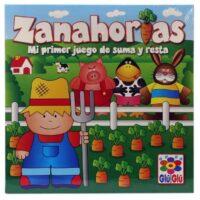 Juego De Mesa Zanahorias