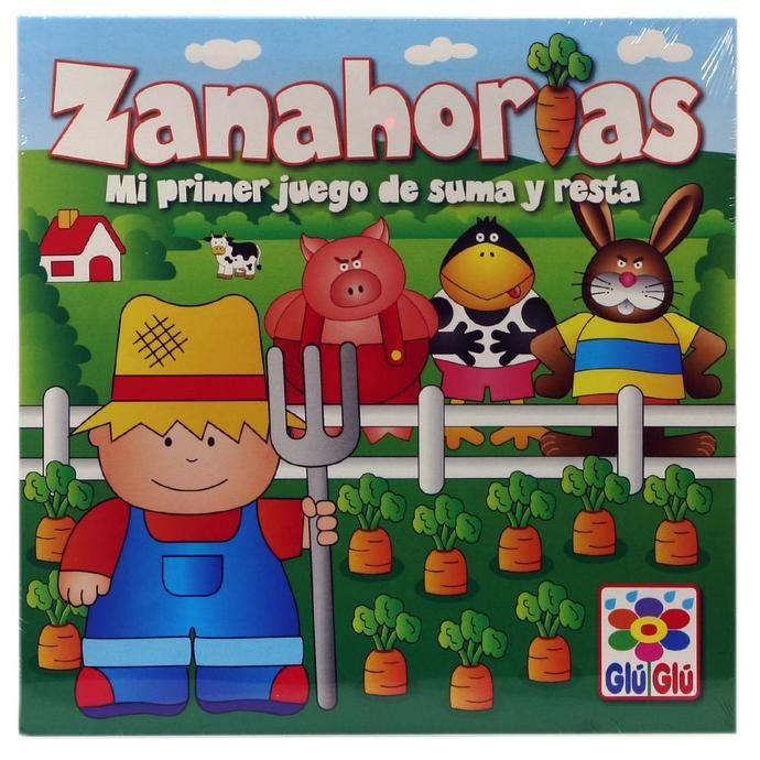 Juego De Mesa Zanahorias en COTO