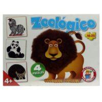 Juego De Mesa Zoológico