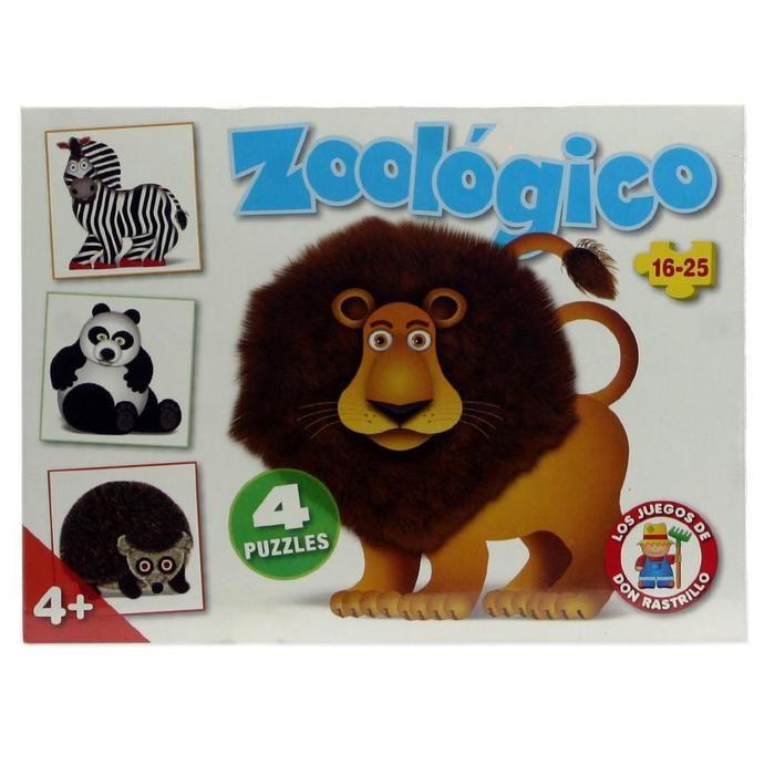 Juego De Mesa Zoológico en COTO