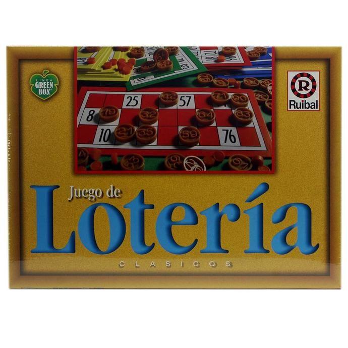 Juego. Loteria D Green Box en COTO