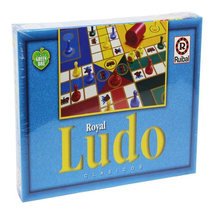 Juego.Royal Ludo Green Box en COTO